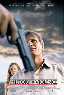 'A history of violence' - David Cronenberg (2005)