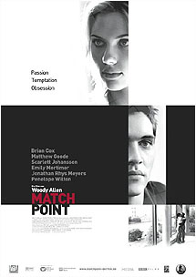 'Match Point' - Woody Allen (2005)
