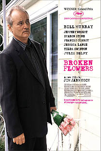 'Broken Flowers' - Jim Jarmusch (2005)