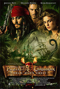 'Pirates of the Caribbean: Dead Man's Chest' - Gore Verbinski (2006)