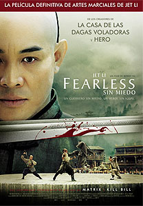 'Fearless' - Ronny Yu (2006)