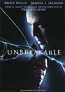 'Unbreakable' - M. Night Shyamalan (2000)